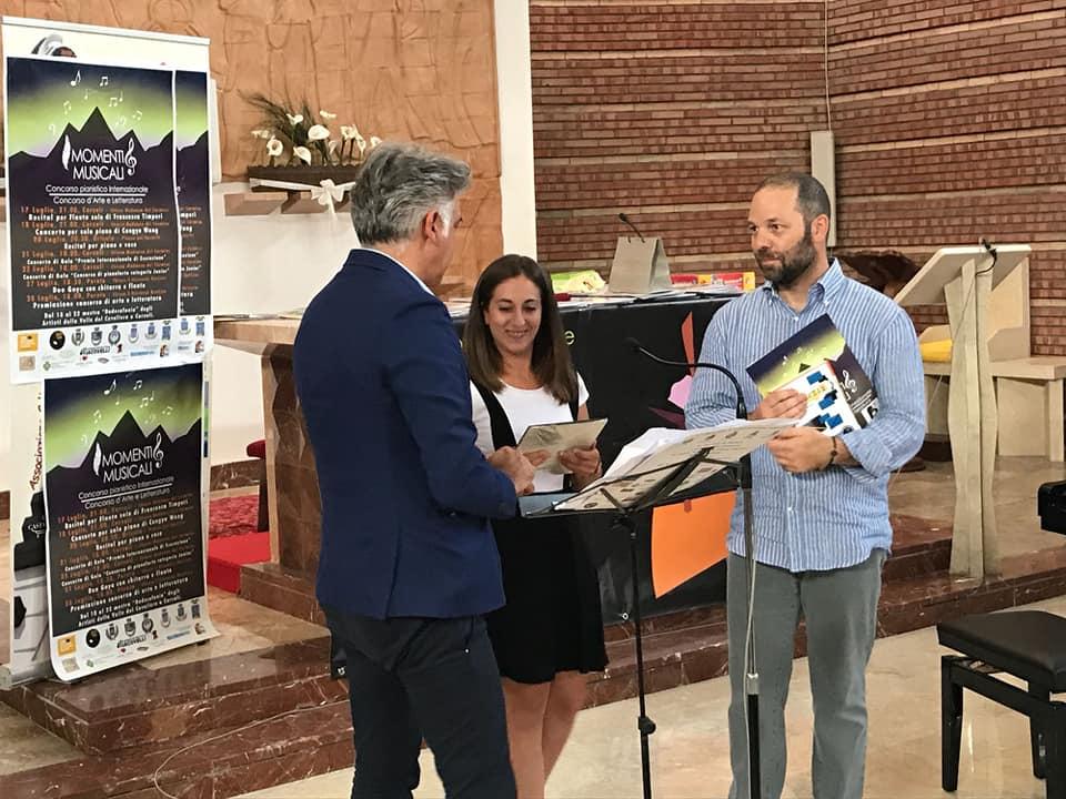 Comunicazione in musica, conferito premio speciale al giornalista Daniele Imperiale