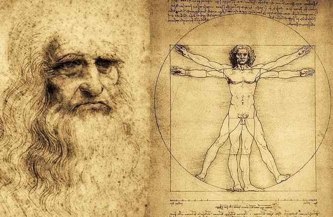Leonardo Da Vinci, cinquecento anni d'arte dalla nascita del genio esoterico senza tempo
