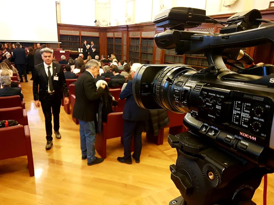 Senato della Repubblica, premio giornalistico Franco Giustolisi