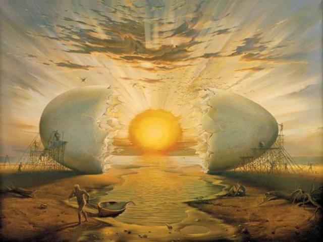 La Pasqua un nuovo passaggio interiore, dalla notte in cui si è vinta la morte all'omne vivum ex ovo