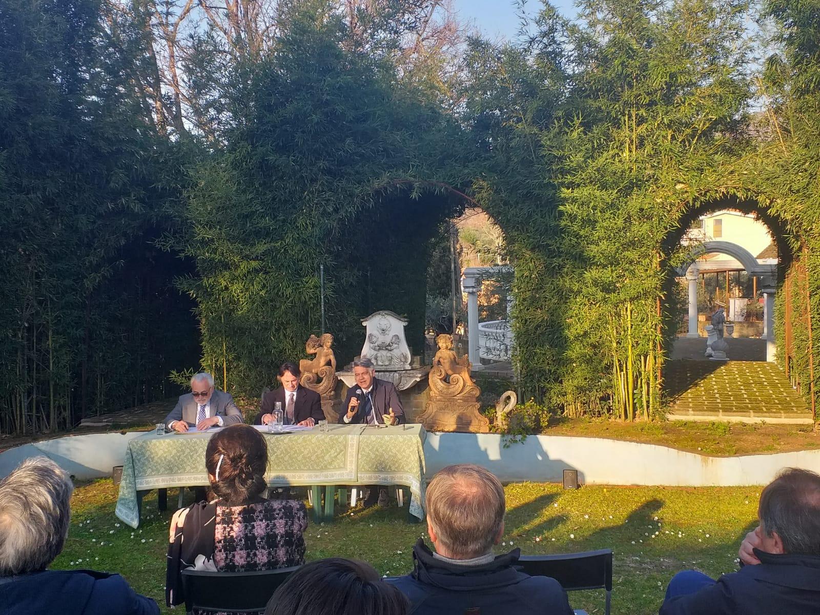 Lectio delectaberis a Villa Capalbo