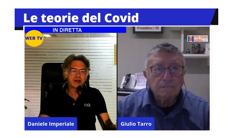 """Le teorie del Covid, web interview con il virologo Giulio Tarro: """"epidemia al capolinea"""""""