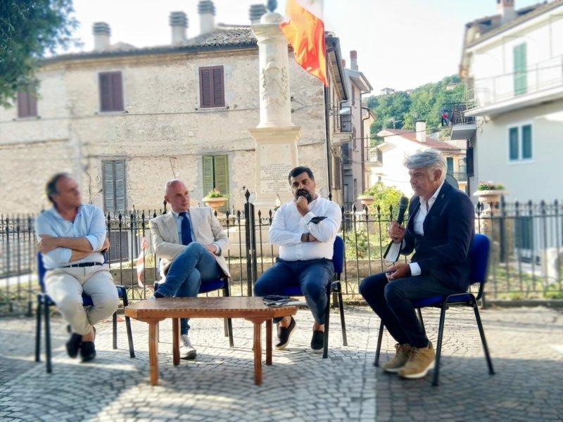 """Live form con Luca Palamara autore de """"Il Sistema"""""""