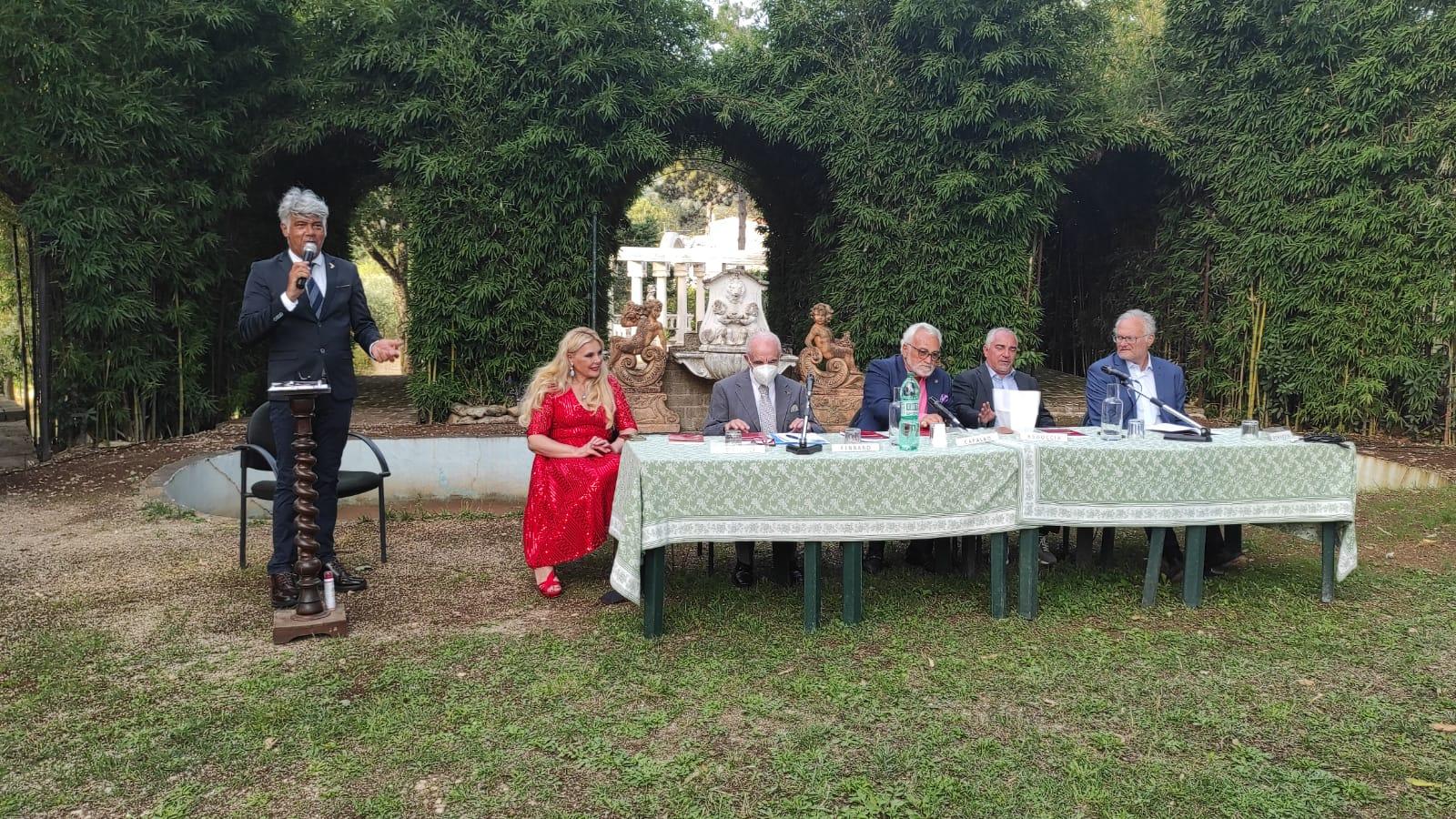 Il Valore dei Fatti, presentato a Villa Capalbo il libro del magistrato abruzzese Italo Radoccia